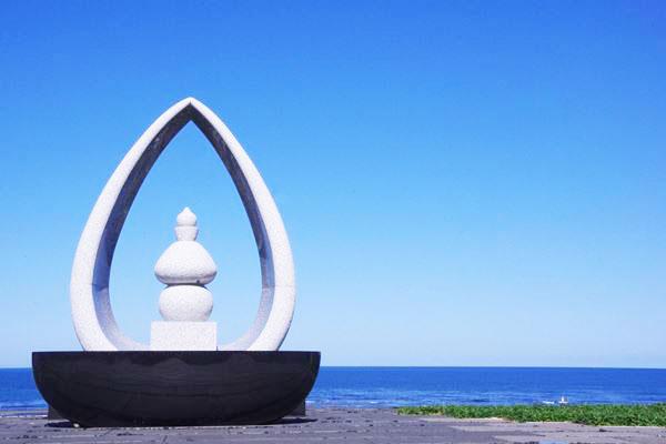妙海寺の光輪塔
