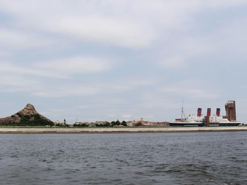 6.帰りは東京湾をクルージングしました