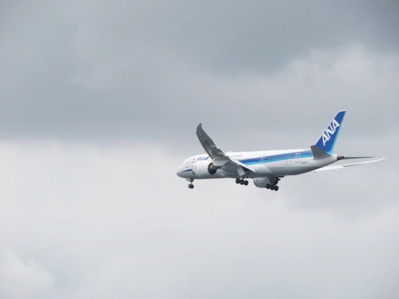 4.着陸する機体が多く