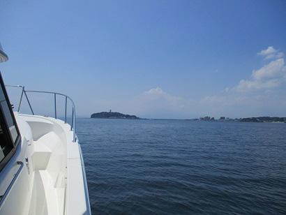 1.江ノ島方面へ出発