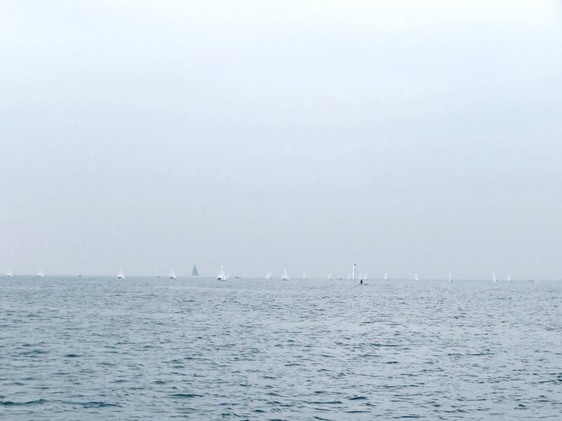 5.たくさんのヨット