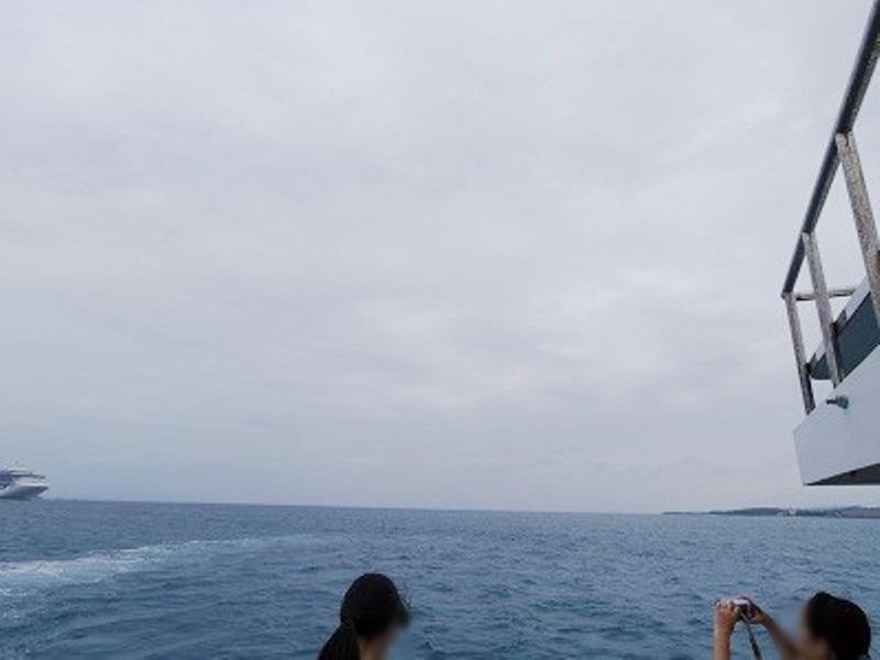 6.ご希望通りに石垣の海へ