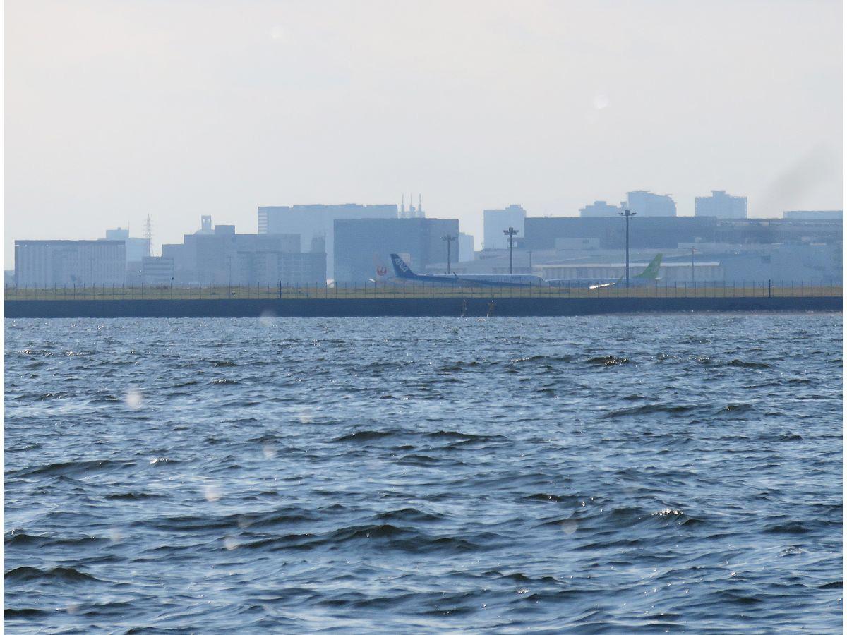 6.羽田空港を通過