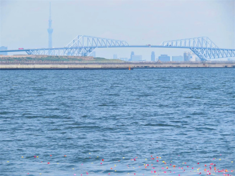 5.東京スカイツリーとゲートブリッジ