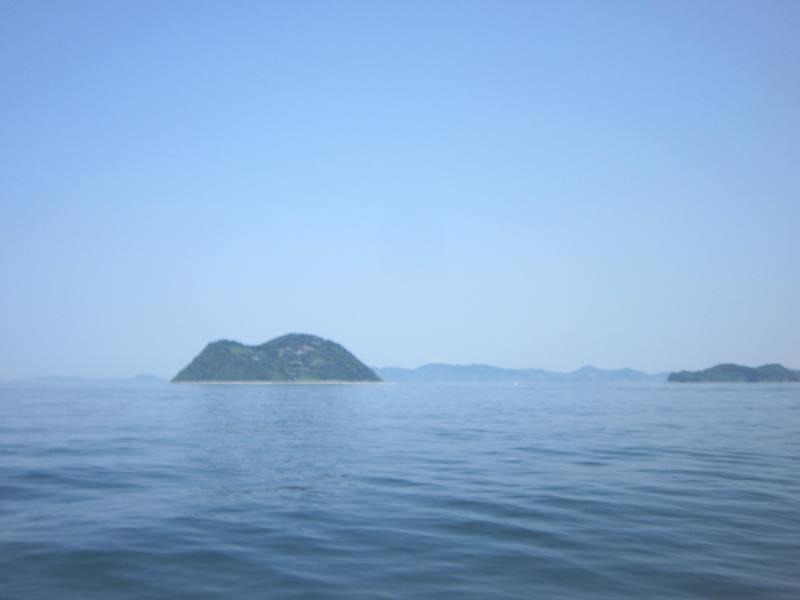 3.瀬戸内に浮かぶ島々