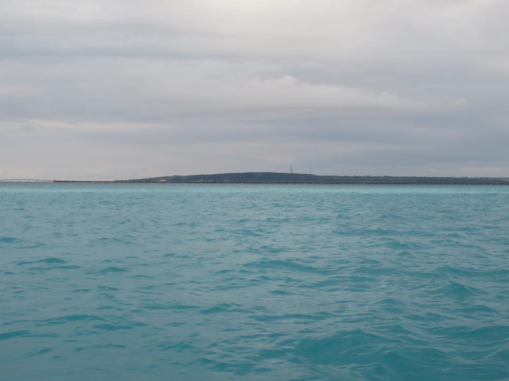 8.伊良部島と伊良部大橋