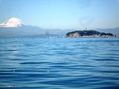 4.鮮やかな富士山の姿