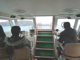 3.鳥羽沖の島々を臨む