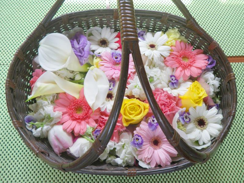 1.花かご