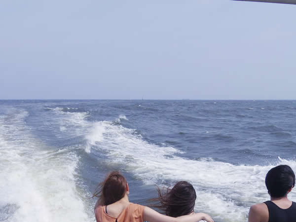 8.最後まで海を見つめておられました