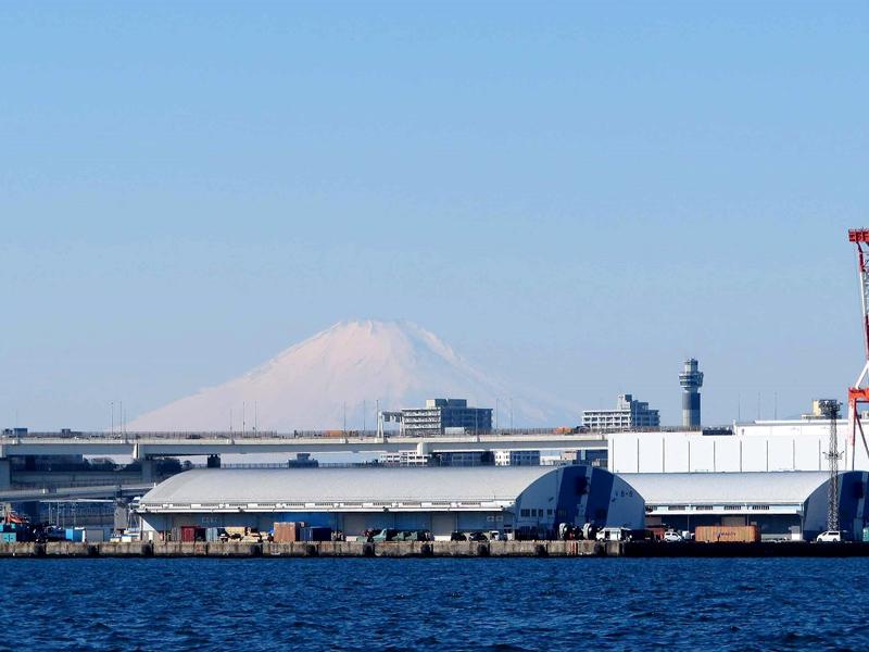 6.富士山